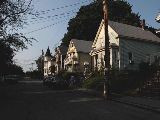 A Stroll Around the Neighborhood