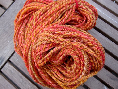 Leaf Peepers 3-ply
