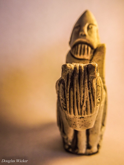 Lewis Chessmen - Miniature