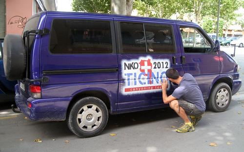 The NKO van