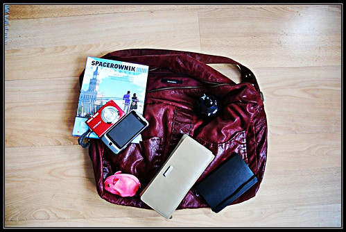 What's In My Bag: Friday Work Version