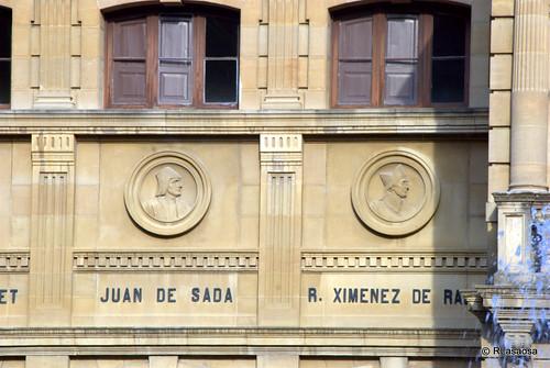 Juan de Sada y Rodrigo Ximénez de Rada.