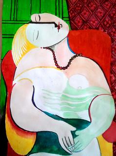 El Sueño de Pablo Ruiz Picasso