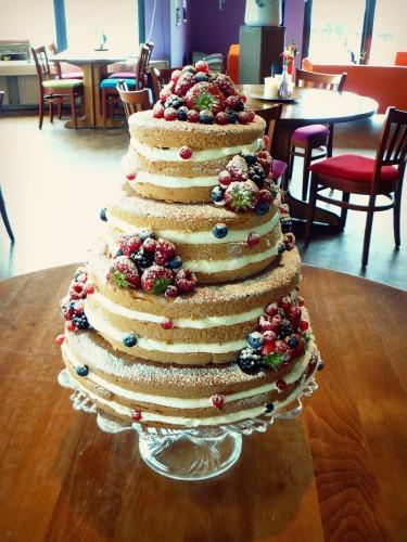Bruidstaarten Archieven - Pagina 2 van 6 - Juffrouw taart
