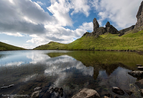 Reflections of Storr