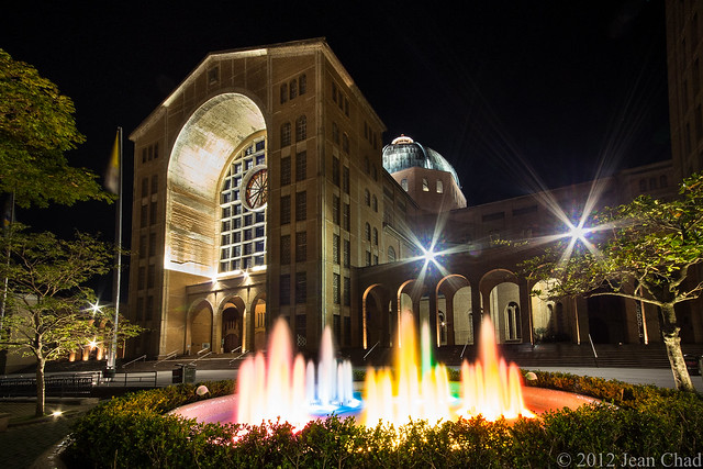 Luzes da Basílica