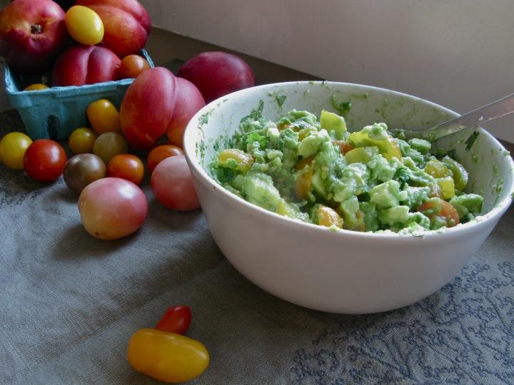 nectarine guacamole tacos 003