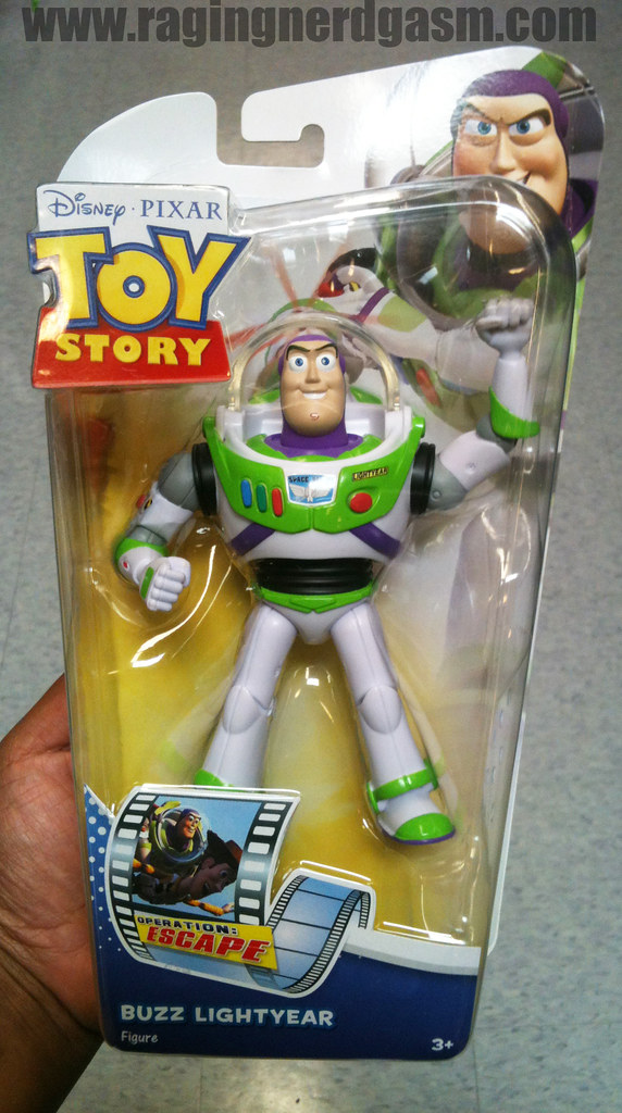 Disney's Pixar Toy Story action figuresBuzz Lightyear 001