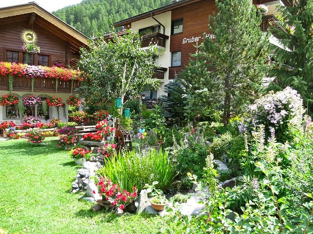 Nice Flower Garden Flickr Photo Sharing