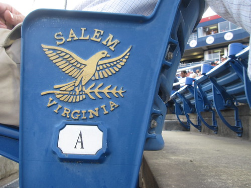 Salem Red Sox Game