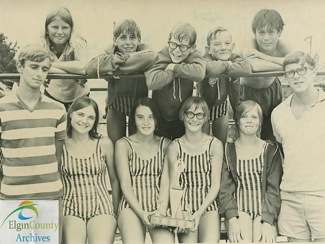 Aylmer Swimming Pool Invitational Diving Competition 197 Flickr Photo Sharing