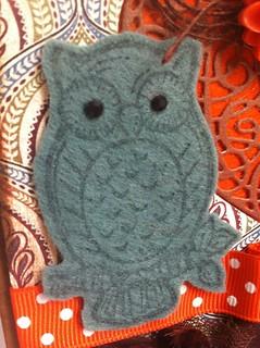 Serendipity 70's Owl