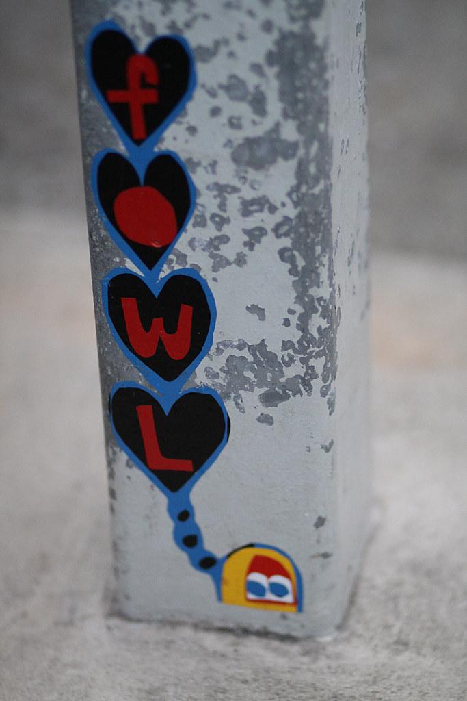 fowl Graffiti