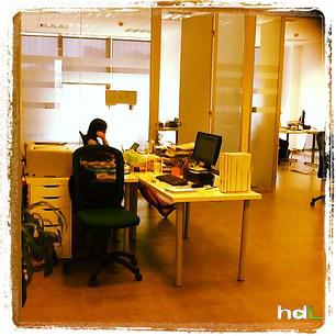 Hdl nuestra oficina sevilla flickr photo sharing for Oficina de empleo sevilla