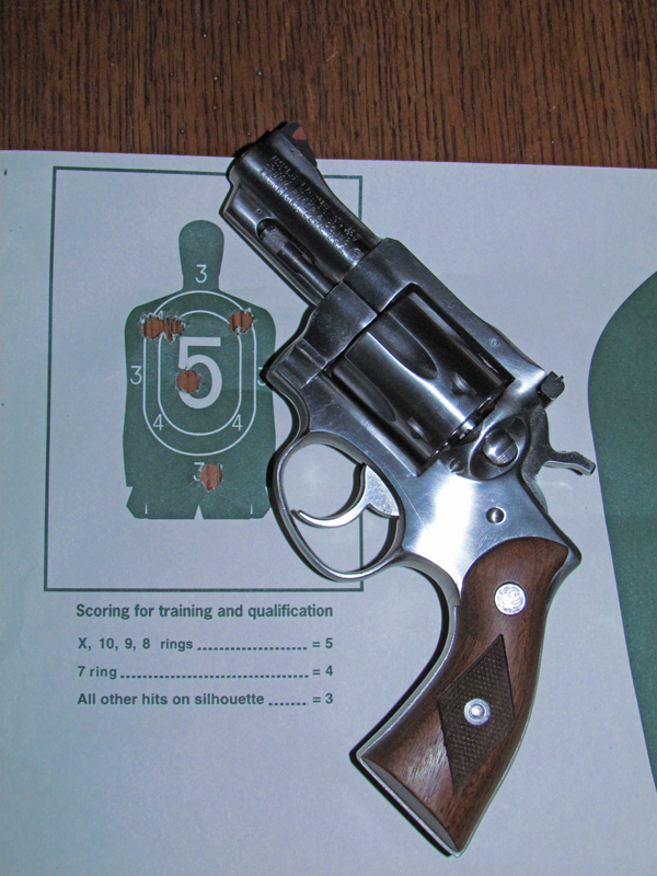 ruger security six test 2