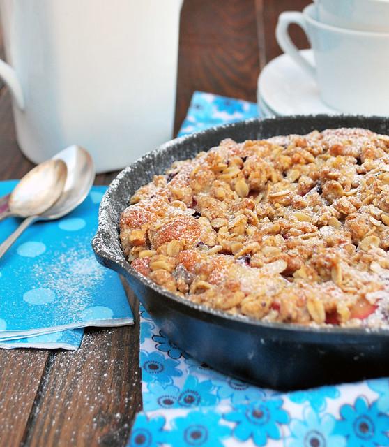 cake yogur streusel plum ciruela 03web