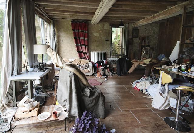 Aline's atelier