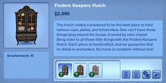 Finders Keepers Hutch