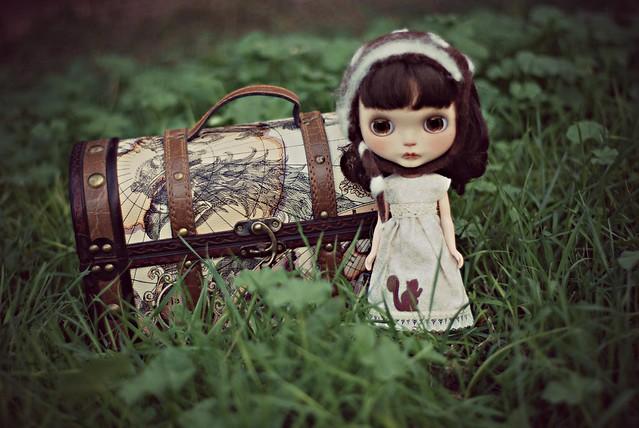 Her Travel Case