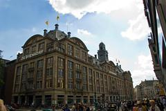 De Bijenkorf building