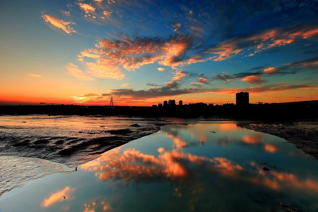 Taipei淡水河