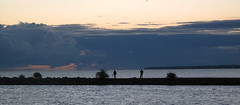 Summerville Pier Before Sunrise