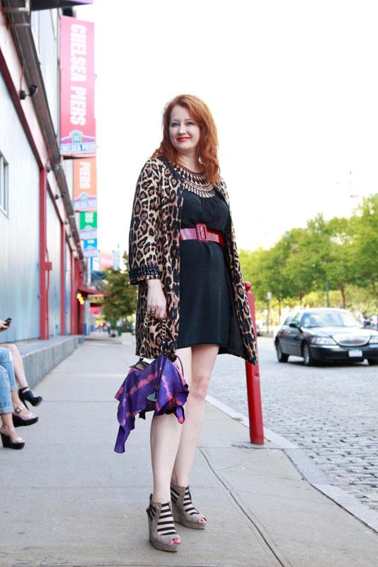 cleo_ss2013 street style, street fashion, NYFW