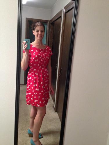 250 new dress