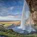 Iceland - Seljalandsfoss Waterfall by © Saleh AlRashaid / www.Salehphotography.net