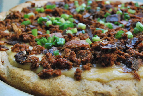 PICTURE_Bacon Cheeseburger Pizza - Side