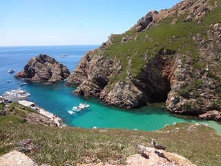 Ilhas Berlengas Portugal