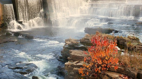 ontario fall water season falls almonte