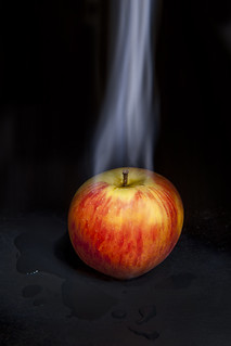 Smoking Apple
