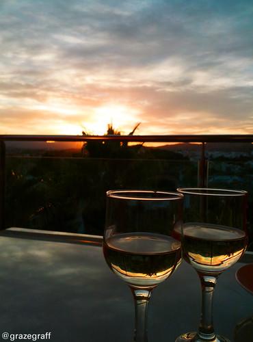 sunset wine whitewine colorphotoaward mygearandme mygearandmepremium mygearandmebronze