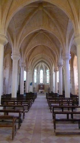 Saint Michel de Lapujade - L'Eglise de Notre Dame de Lorette 02