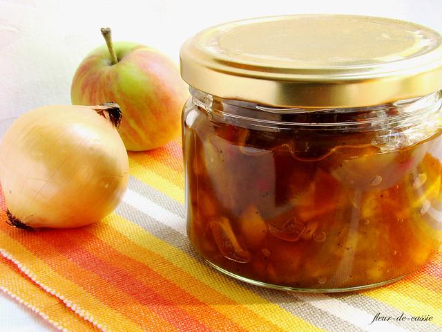 чатни яблочное nigella