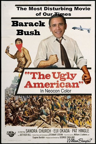 THE UGLY AMERICAN by Colonel Flick