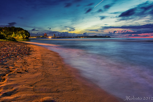 Tumon Bay Twilight