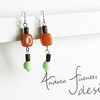 Neon Buds Earrings