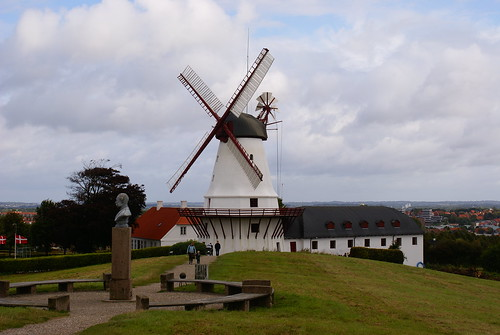 War Memorial Dybbøl WIndmill