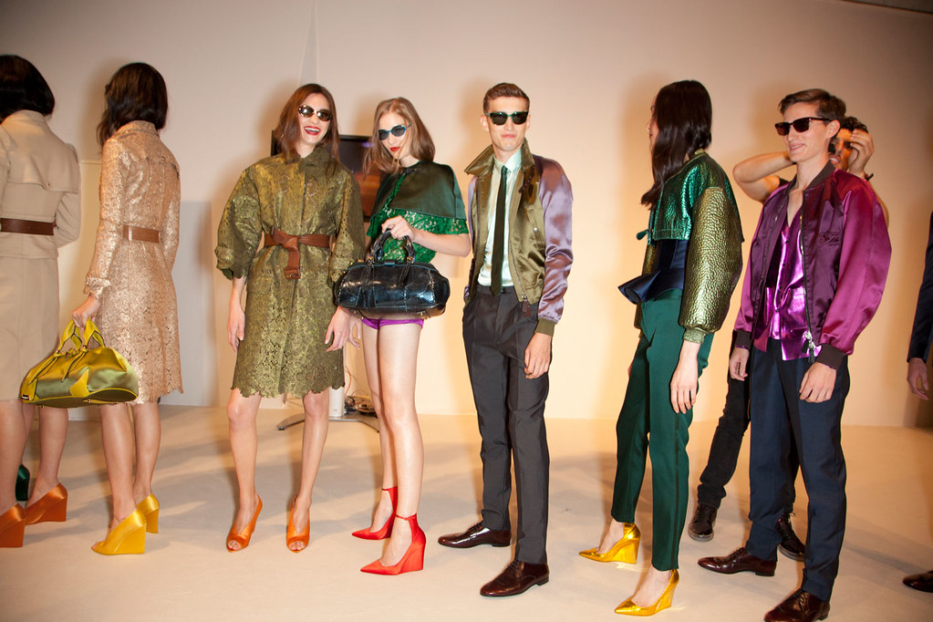 SS13 London Burberry Prorsum Women's024_Chrlie France(VOGUE)