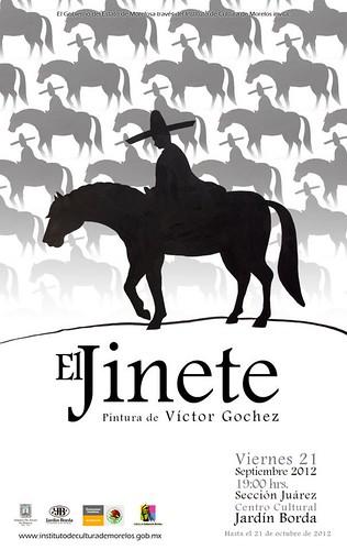 Victor Gochez, El Jinete