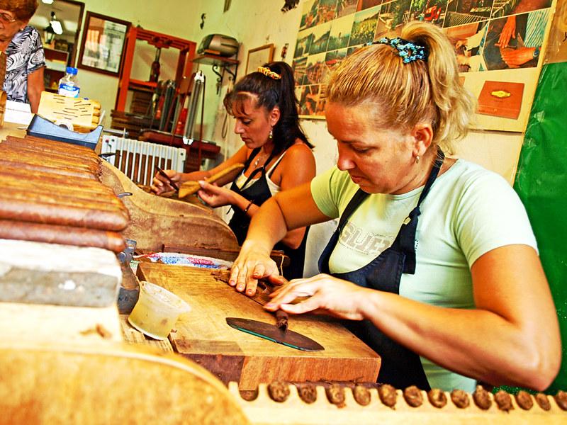 Cigar Factory, Breña Alta, La Palma