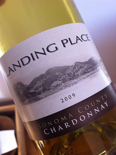 2009 Landing Place Chardonnay