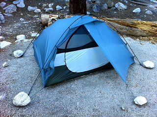 Big Sky Mirage Dome tent