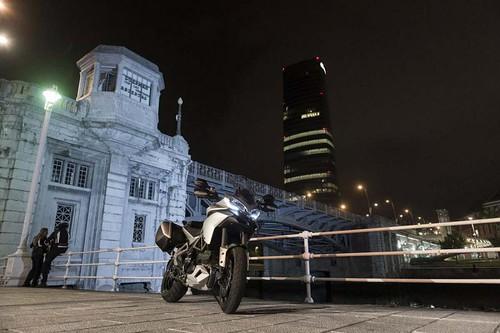 Ducati Multistrada 2013