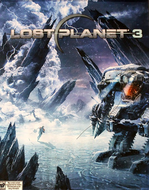 Lost Planet 3 [2013|Rus|Eng|Multi8]