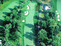 Congressional Country Club, Blue Course