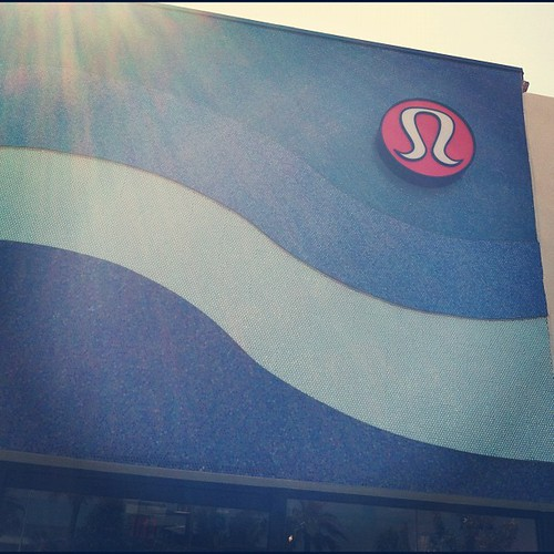 My favorite store #lululemon