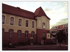 22.09.2012 Bernau, Eismanufaktur Alte Post